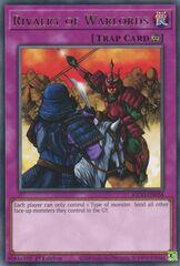 Rivalry of Warlords - KICO-EN058 - Rare - 1st Edition