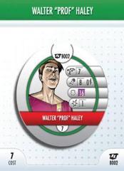 - #B002 Walter Prof Haley