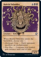 Baleful Beholder - Showcase