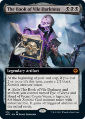 The Book of Vile Darkness - Extended Art