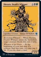 Shessra, Death's Whisper - Showcase