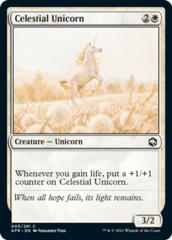 Celestial Unicorn - Foil