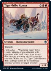 Tiger-Tribe Hunter - Foil