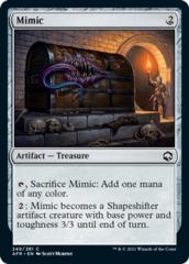 Mimic - Foil