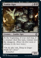 Zombie Ogre - Foil