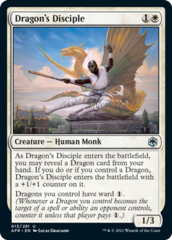 Dragon's Disciple