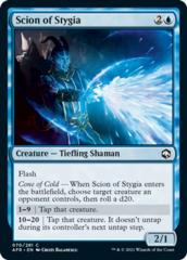 Scion of Stygia - Foil