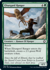 Elturgard Ranger - Foil