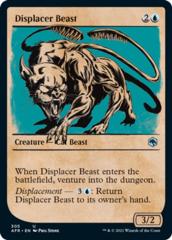 Displacer Beast - Showcase