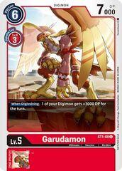 Garudamon - ST1-08 - U (Tamer Party Promo)