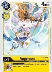 Angemon - ST3-05 - U (Tamer Party Promo)