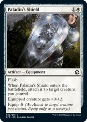 Paladin's Shield - Foil