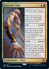 Sorcerer Class - Foil