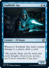 Soulknife Spy