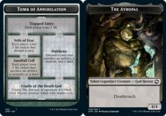 The Atropal // Tomb of Annihilation Token - Foil