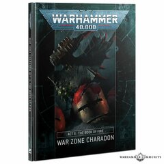 War Zone Charadon: Act II: Book Of Fire (Eng)