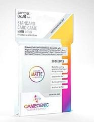 Gamegenic - Matte Standard Card Game Sleeves (50)