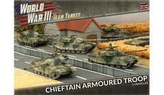 TBBX01: Chieftain Armoured Troop