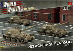 Acacia Heavy SP Howitzer Battery (TSBX17)
