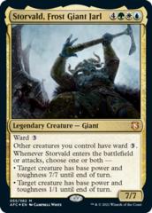 Storvald, Frost Giant Jarl - Foil