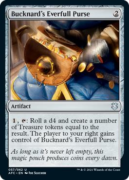 Bucknards Everfull Purse