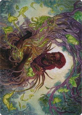 Circle of Dreams Druid Art Card