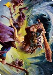 Den of the Bugbear (Dungeon Module) Art Card