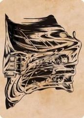 Gelatinous Cube (Showcase) Art Card