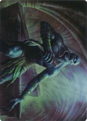 Ghoul Art Card