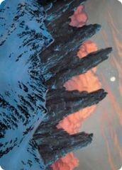 Mountain (275) Art Card