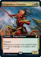 Dragonborn Champion - Extended Art