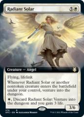 Radiant Solar -  Extended Art
