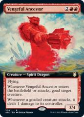 Vengeful Ancestor -  Extended Art