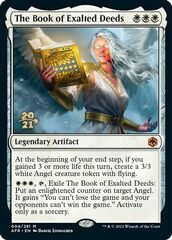 The Book of Exalted Deeds - Foil - Prerelease Promo