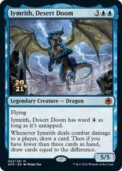 Iymrith, Desert Doom - Foil - Prerelease Promo