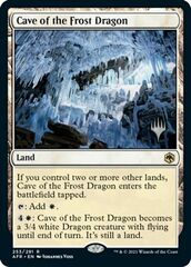 Cave of the Frost Dragon - Promo Pack