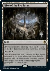 Hive of the Eye Tyrant - Foil - Promo Pack