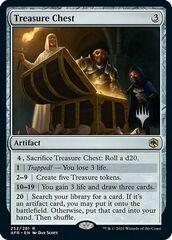 Treasure Chest - Foil - Promo Pack