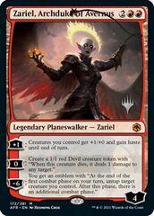 Zariel, Archduke of Avernus - Promo Pack
