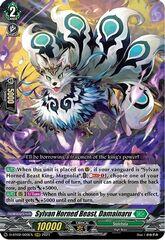 Sylvan Horned Beast, Damainaru - D-BT02/009EN - RRR