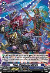 Legio Wildmaster, Darius - D-BT02/015EN - RR