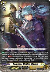 Darkness Maiden, Macha - D-BT02/045EN - R