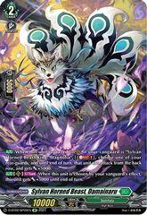 Sylvan Horned Beast, Damainaru - D-BT02/SP09EN - SP