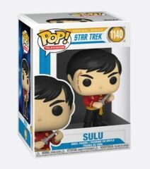 TV Series - #1140 - Sulu (Star Trek)