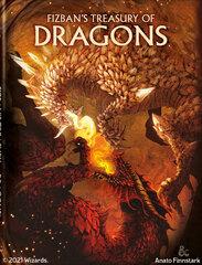 D&D: Fizban's Treasury of Dragons Alt Cover