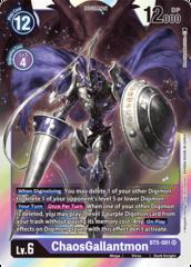 ChaosGallantmon - BT5-081 - SR