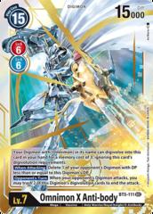 Omnimon X Anti-body - BT5-111 - SEC