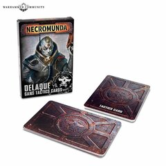 House Delaque: House of Shadow Gang Tactics Cards