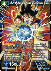 Son Goku, Calamity Challenger - BT14-037 - SR