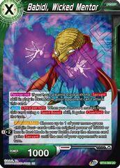 Babidi, Wicked Mentor - BT14-064 - UC - Foil